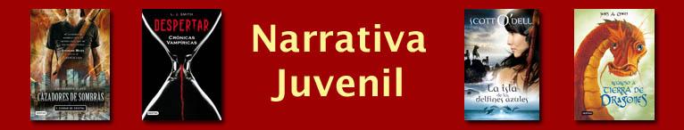 <div>NARRATIVA JUVENIL</div>