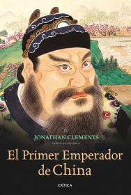 Qin Shihuangdi, Primer Emperador de China, según un álbum de retratos de 86 emperadores chinos, siglo XVIII.