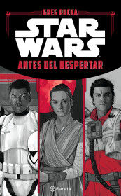 Star Wars. Antes del despertar