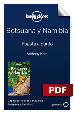 Botsuana y Namibia 1. Preparación del viaje