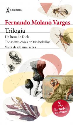 Trílogia: tres esquinas de Fernando Molano