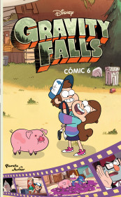 Gravity Falls. Cómic 6